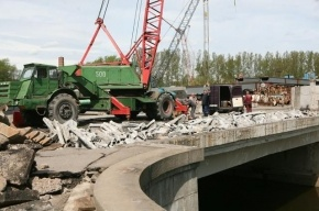 В Петербурге построят мост через остров Серный к ЧМ-2018
