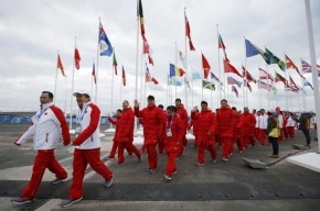 На зимней Олимпиаде в Сочи выступит рекордное количество стран