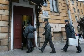 В Петербурге бывший полицейский подозревается в заказном убийстве