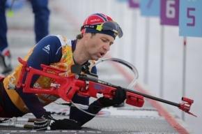 Биатлонист Бьорндален потерял «золотую» винтовку по дороге из Сочи в Цюрих