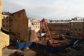 В Петербурге создадут полный список исторических зданий