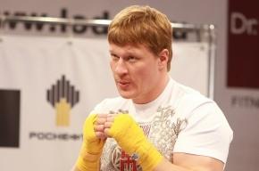 Боксер-тяжеловес Поветкин стал помощником детского правозащитника Астахова