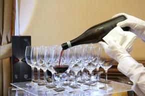 Итальянские виноделы выпустили вино к юбилею Эрмитажа