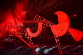 МОК не разрешил много говорить о войне во время открытия Олимпиады