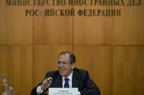 Россия призвала объявить «олимпийское перемирие» на время Игр в Сочи