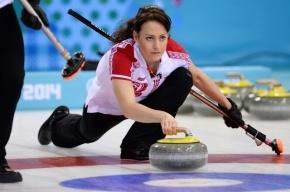 Женская сборная России по керлингу победила швейцарок на олимпийском турнире