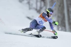 Гигантский слалом, мужчины, горные лыжи: Американец Лигети завоевал золото