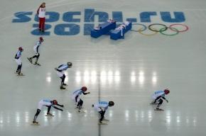 Шорт-трекистку Бородулину дисквалифицировали на дистанции 500 метров