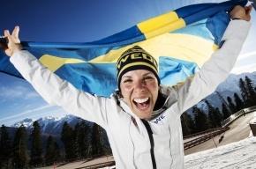 Лыжные гонки, эстафета, женщины: золото у Швеции, Россия шестая