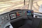 В Петербурге запустили модернизированные трамвайные ретровагоны: Фоторепортаж