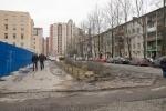 Пулковская улица в Петербурге: Фоторепортаж