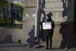 """Пикет в поддержку """"Ленты.Ру"""": Фоторепортаж"""
