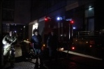 """Фоторепортаж: «Пожар в БЦ """"Сенатор"""" 13 марта »"""