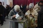 Фоторепортаж: «Крым, референдум, 16 марта 2014»