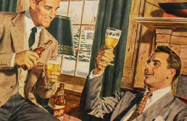 Невротики становятся либо богачами, либо алкоголиками – или и теми, и другими