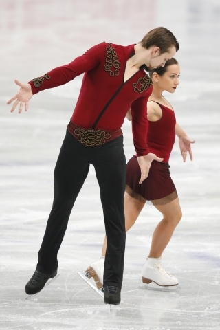 Чемпионат мира по фигурному катанию 2014: Столбова и Климов взяли «серебро»: Фото
