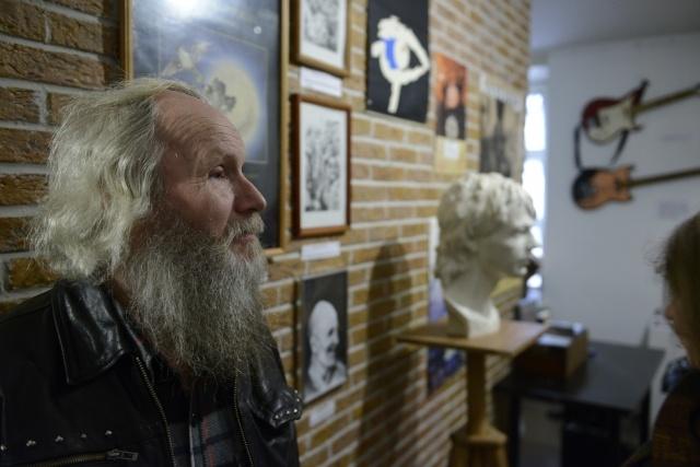 Музей русского рока: Фото