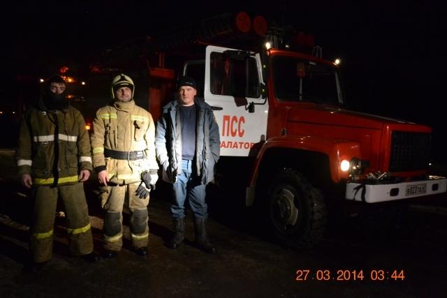 В Ленобласти мужчина от скуки сжег склад, на котором работал: Фото