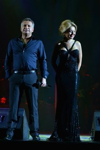 Леонид Агутин и Анжелика Варум: Фото
