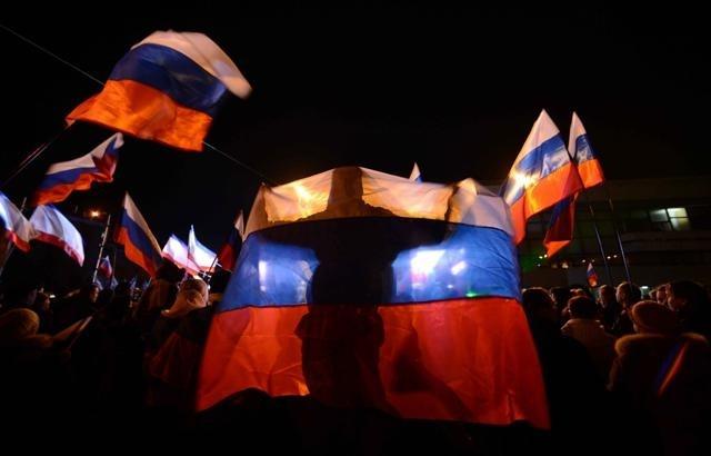 Власти Крыма провозгласили его независимость: Фото