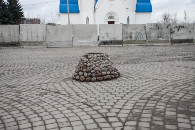 Забор в Шушарах: Фото