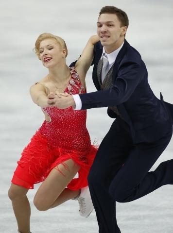 Екатерина Боброва и Алексей Соловьев: Фото