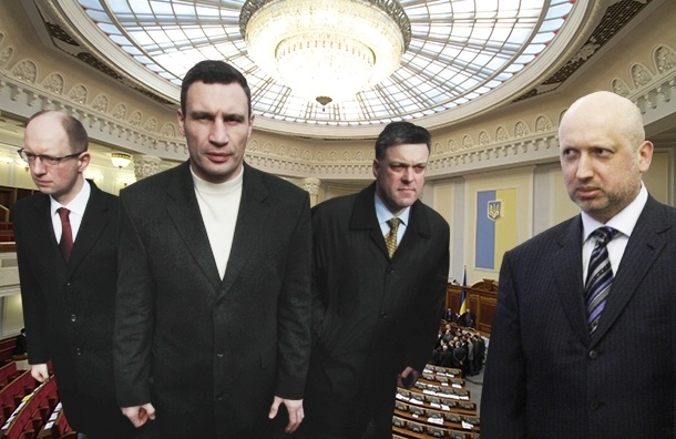 Наследники Януковича -