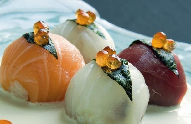 Суши приносят организму гораздо больше пользы, чем вреда