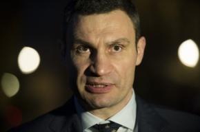 Кличко отказался от президентской гонки и решил участвовать в выборах мэра Киева