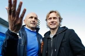 Карпин уволен с поста главного тренера футбольного «Спартака»
