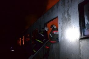 В Ленобласти мужчина от скуки сжег склад, на котором работал