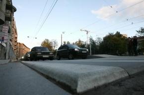 На Обводном канале иномарка насмерть сбила пешехода на