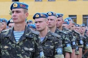 Украинская армия начала боевые учения