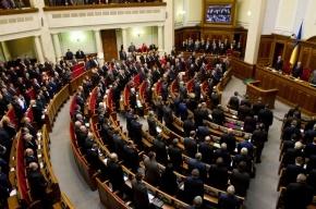 В Верховную Раду внесен законопроект о вступлении Украины в НАТО