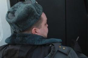 Петербуржец сломал полицейскому нос и получил три года условно