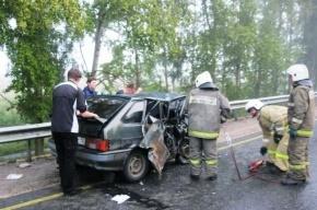 Пять человек погибли в ДТП с участием полиции в Дагестане