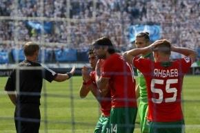 «Локомотив» вышел в лидеры чемпионата России по футболу