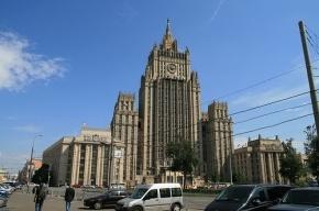 МИД России возмущен «беспределом» боевиков «Правого сектора» Украины