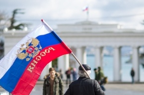 Севастопольцы захватили штаб ВМС Украины