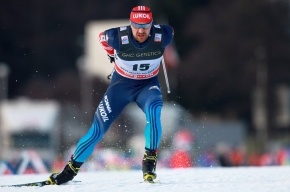 Российский лыжник Петухов стал вторым в спринте свободным стилем на этапе Кубка мира