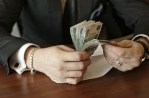 В Петербурге с поличным поймали судебного пристава на взятке в 50 тысяч