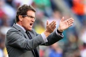Капелло попросят поработать тренером «Зенита», не уходя из сборной