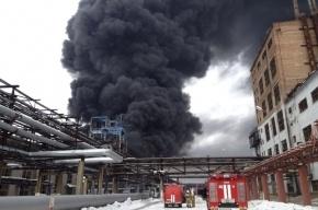 По факту взрыва на омском заводе возбуждено уголовное дело
