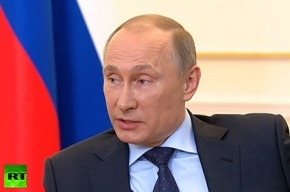 Путин не видит необходимости вводить войска на Украину