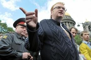Депутат Милонов заявил о готовности спасти телеканал «Дождь»