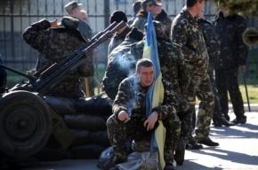 Флаги России подняты во всех  воинских подразделениях Крыма