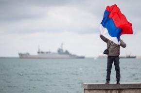 Андреевский флаг поднят на единственной подлодке ВМС Украины
