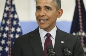 Обама ввел санкции против семи российских чиновников