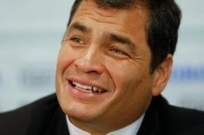 Эквадор не признает новое правительство Украины легитимным