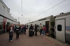 У проводницы поезда «Львов-Москва» изъяли 10 экземпляров Main Kampf
